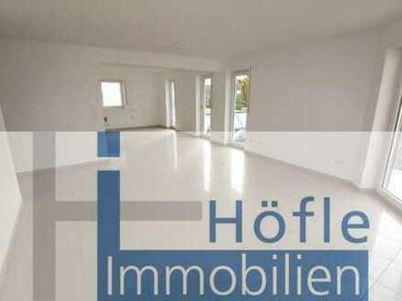 Einhausen Neubaugebiet, attraktive 4 ZKB Wohnung mit Balkon und 2 Pkw-Stellplätzen