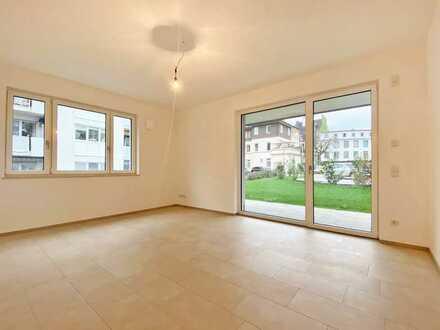 Hochwertige 4 Zimmer-Erdgeschosswohnung in ruhiger Lage