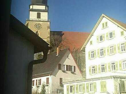 **RESERVIERT***Einzigartige Gelegenheit- Wohnen im Herzen der Altstadt in Herrenberg