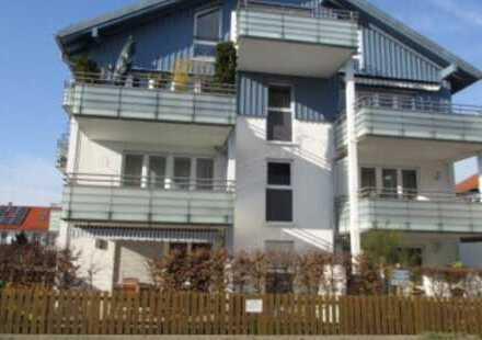 Ihr Platz an der Sonne - schöne 3 Zimmer Garten-Wohnung in Sauerlach