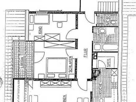 Eine großzügige Wohnung, mit neuer Einbauküche und unverbaubarem Ausblick, erwartet Sie!!