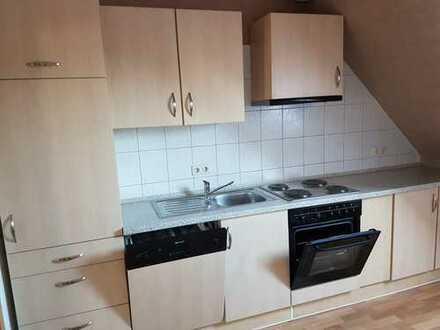 Attraktive 3-Zimmer-Oberwohnungwohnung mit Einbauküche in Wittmund / Angelsburg