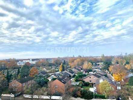 ETW in der Südtstadt mit traumhaften Ausblick über Hannover