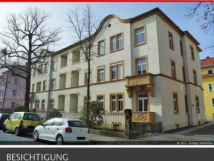 +++DRESDEN-TRACHAU+++ 4-Zimmer-Wohnung unterm Dach in familienfreundlicher Umgebung!