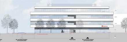 Erstbezug- Hochwertige Büroeinheit mit großzügiger Dachterrasse