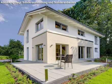 Einfamilienhaus KFW-40-Plus