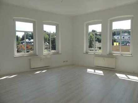 5-Zi. Familien-Wohnung mit 2 Kinderzimmer, 1 Arbeitszimmer, modernem Bad und Balkon zu vermieten!