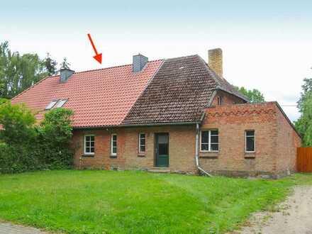 Hübsches kleines Häuschen auf großem Grundstück - Zwangsversteigerung - Ostseenähe - Provisionsfrei