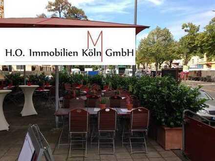 Wunderschönes, modern eingerichtetes Restaurant mit großer Gartenterrasse und Pächterwohnung