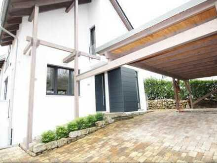 Neuwertiges Einfamilienhaus, 175,8 qm Wohnfläche mit 5 Zimmern in Rauenberg-Rotenberg zu vermieten.
