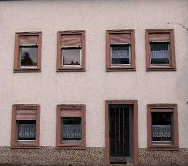 NEUERBURG 5 Zimmer Bad Küche Ölzentralheizung - Haus in ruhiger Nebenstraße Nähe Schulzentrum