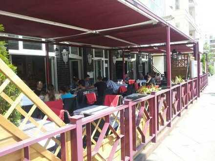Moderne Restaurantfläche in guter Lage vermietet