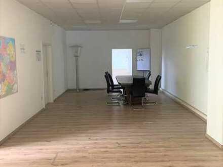 Ebenerdige Büro-, Lager- und Produktionsflächen zu vermieten