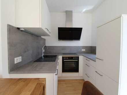 Indivduelle 2 Zimmer Maisonette zzgl. Studio mit TOP-Einbauküche + Balkon in der Villenkolonie
