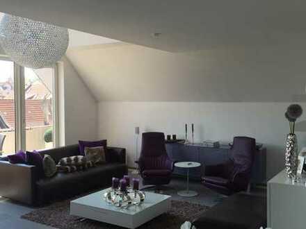 Exklusive 122 qm² Gallerie-Wohnung