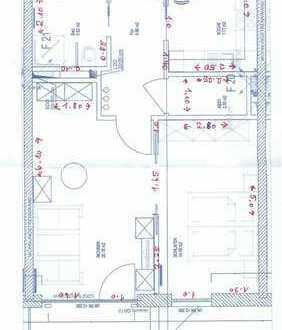 Seniorengerechtes Wohnen: Stilvolle, gepflegte 2-Zimmer-Erdgeschosswohnung in Olching