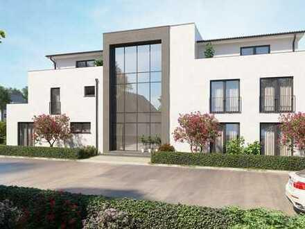 Altengerechte Neubau - Komfortwohnung - Baubeginn bereits erfolgt - 95 m² 3 ZKDB + gr. Terrasse