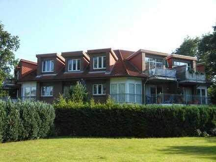 helle und moderne 3- Zimmerwohnung in gepflegtem Mehrparteienhaus