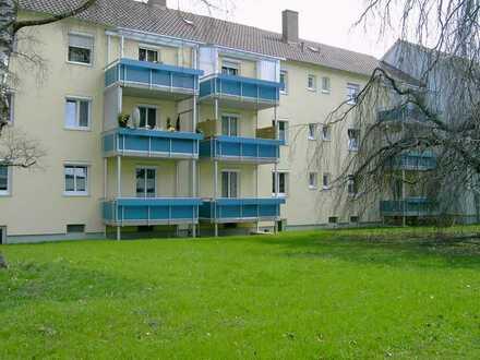 geräumige 2-Zimmerwohnung mit Balkon in Hirschzell