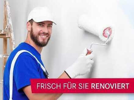 Frisch sanierte 2-Raum-Wohnung sucht neuen Bewohner!