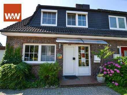 Reihenendhaus in sehr guter und ruhiger Wohnlage in Stadteil Oldenburg-Wechloy