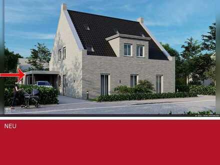 Neubau, Erdgeschoss, Südgarten und vieles mehr - KfW 55 Standard in Heiden