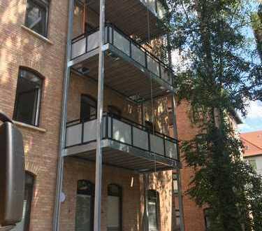 Erstbezug! Top sanierte 3 Zimmer Dachgeschosswohnung!!!