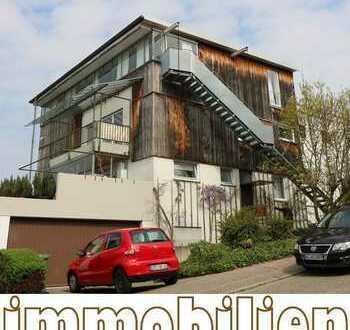 Penthouse-Wohnung mit großer Loggia und Weitblick