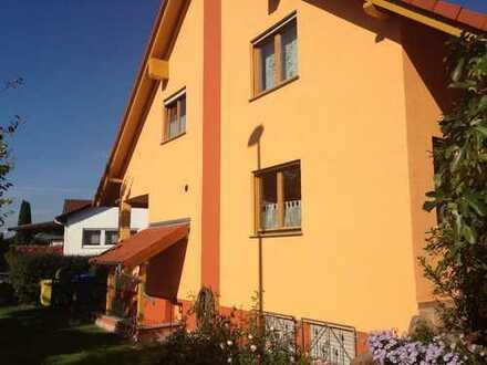 Modernes und helles 1 1/2 Zimmer Appartement / Einliegerwohnung mit EBK in Biebesheim