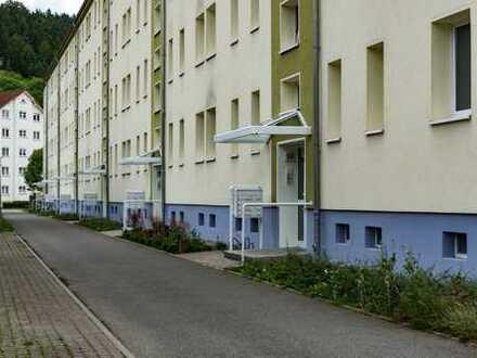 gemütliche 3-Raum-Wohnung mit Balkon in Stadtilm