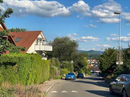 Exklusive, gepflegte 2-Zimmer-Dachgeschosswohnung mit Balkon und EBK in Wannweil