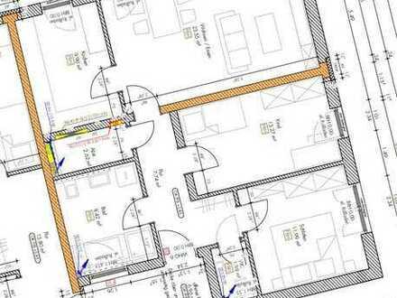 Erstbezug mit Terrasse: exklusive 3-Zimmer-Wohnung in Ingolstadt - Gerolfing
