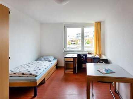 Furnished student room in Stuttgart, Möhringen   Excellent connection