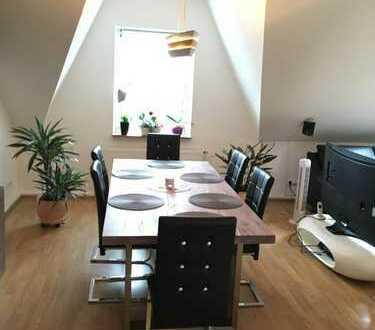 Traumhafte, außergewöhnliche Wohnung über den Dächern von Gerthe - für 1-2 Personen geeignet