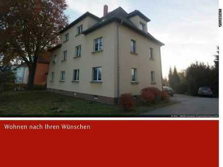 Single-Traum mit Wannenbad, Fenster und Laminat in Leisnig