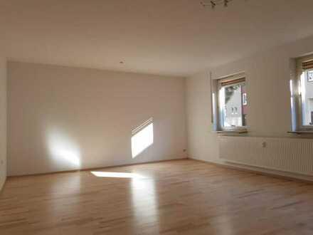 Wohnen in St. Johannis ... Gemütliche 2- Zimmer- Wohnung mit Garage ...