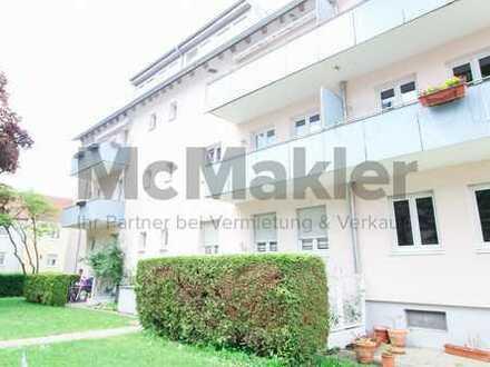 Eigennutzung oder Kapitalanlage - Modernisierte 3-Zi.-ETW mit Balkon und EBK
