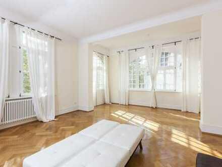 219 qm Wohnfläche auf einer Ebene mit Aufzug mitten in Neuenheim