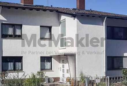 Großzügiges 8-Zi.-Dreifamilienhaus mit Garten, Südterrasse und 2 Balkonen in idyllischer Lage!