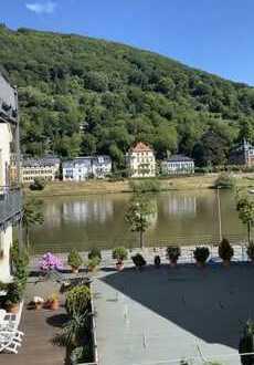Helle Altbauwohnung im Herzen der Heidelberger Altstadt
