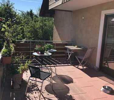 Gepflegte 3-Zimmer-Maisonette-Wohnung mit Balkon und EBK in Freudenstadt-Wittlensweiler