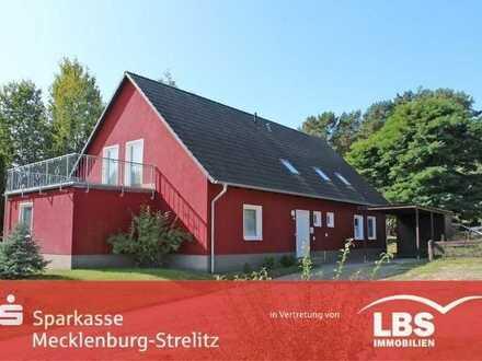 Ein Haus mit vielen Möglichkeiten ... in Wesenberg