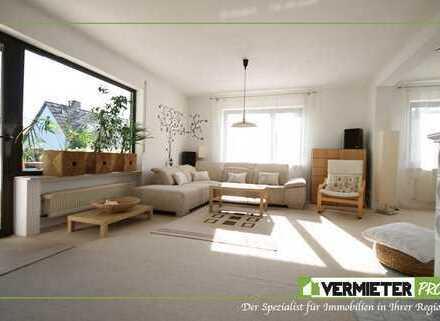 !!! MÖBLIERT !!! NEXT TO INT. SCHOOL 5-Zi.Maisonette-Wohnung in charmantem 2-Familienhaus