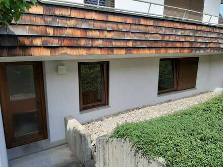Erstbezug nach Sanierung mit EBK: 2-Zimmer-Wohnung in Kornwestheim