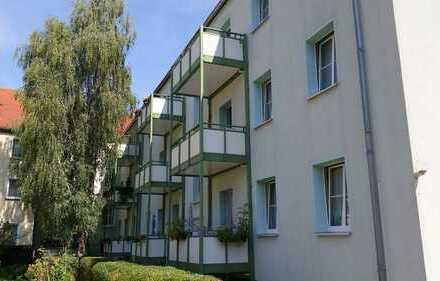 5-Raum-Wohnung mit Balkon in guter Lage im Stadtgebiet Eilenburg-Mitte
