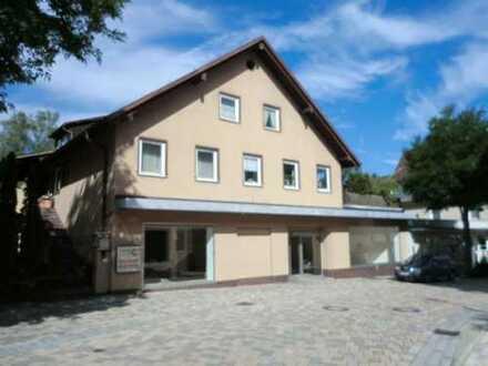 Ladenfläche für Einzelhandel-auch für Gewerberäume sehr gut geeignet EG–zentral in Bad Grönenbach