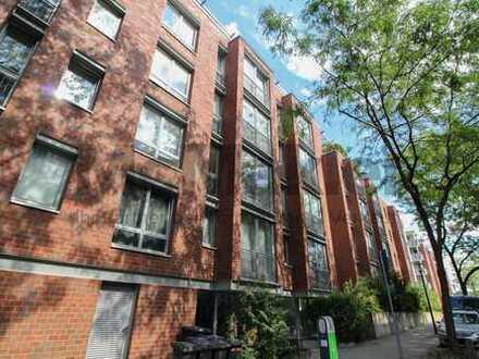 Zentral in Essen! Renovierte 2-Zimmer-Wohnung mit Balkon und optionalem TG-Stellplatz
