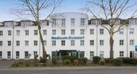 MEDICUM Duisdorf Praxisflächen 482/241 m²