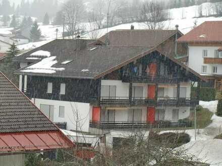 65qm Schöne, geräumige zwei Zimmer Wohnung im Zentrum von Oberstaufen Steibis