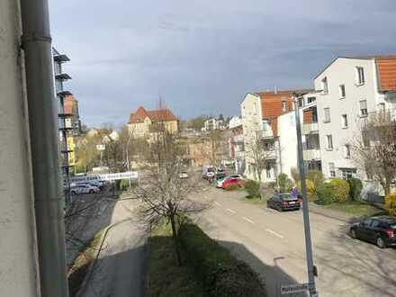 Modernisierte 2-Zimmer-Wohnung mit Balkon in Besigheim